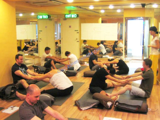 The Yoga Room -