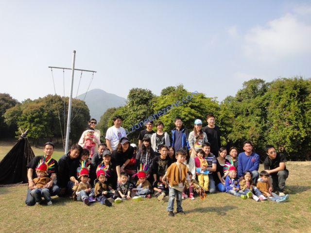 西貢鹽田遊樂會 -