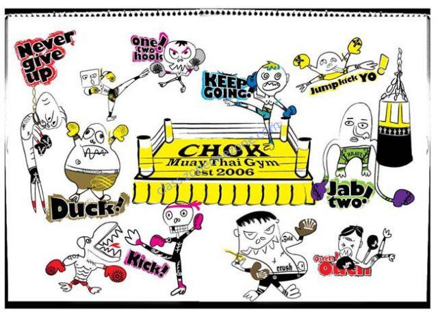 Chok Muay Thai Gym -