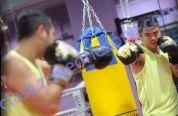 Silver Ring Muay Thai