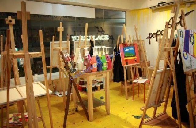 一樓畫室 PopaArt -