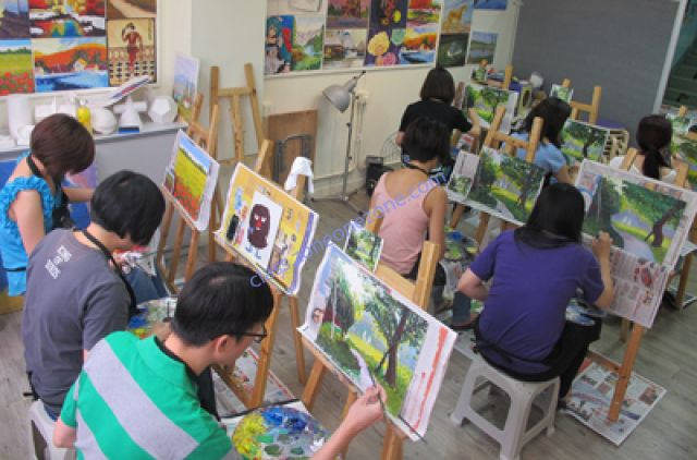 指北畫室 BW Art Studio -