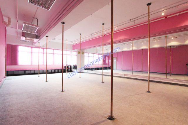 Melody Pole Studio - 室內環境,寬敞舒適,能容納多人同時跳舞