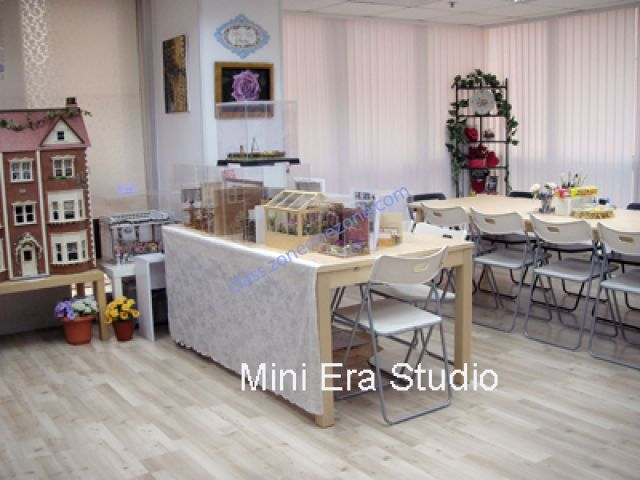 Mini Era Studio 袖珍夢工場 -