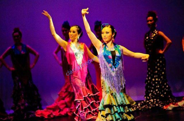 """Felah-Mengus Flamenco Workshop 佛蘭明高舞坊"" -"