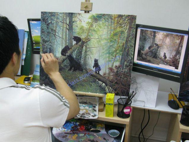 展藝畫坊 chin studio (觀塘店) -