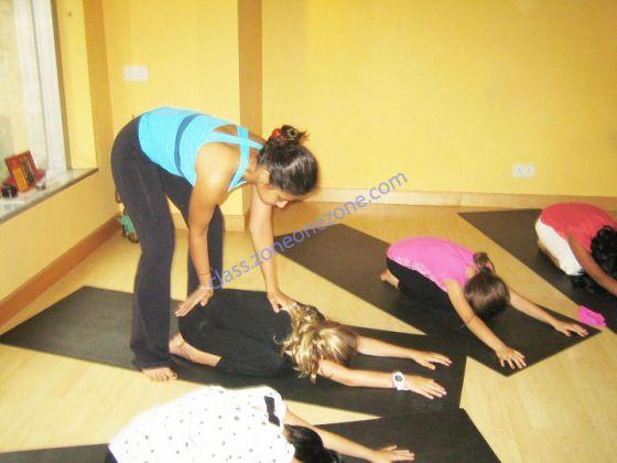 Yoga Kids (3-16)